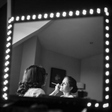 Veronica Calderon peinado maquillaje bodas eventos novias recogidos peluquera con experiencia