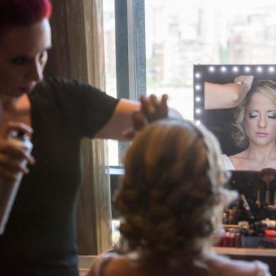 Veronica Calderón peluquera maquilladora especialista bodas novias eventos peluquera maquilladora con experiencia