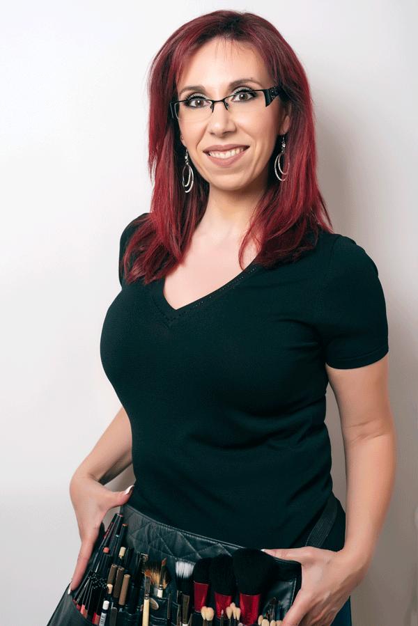 cursos maquillaje formación peinado automaquillaje