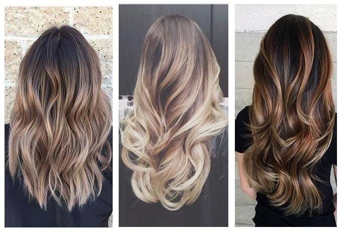 peinado novia cabello teñido