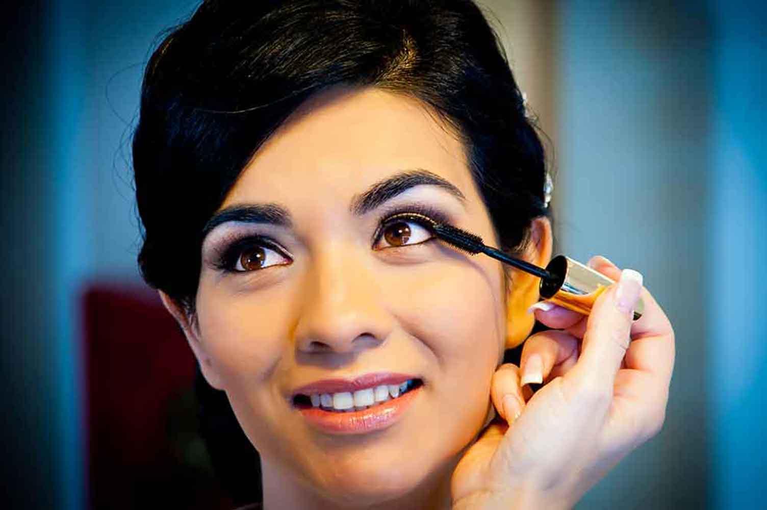 Maquillaje novia domicilio Madrid Verónica Calderón
