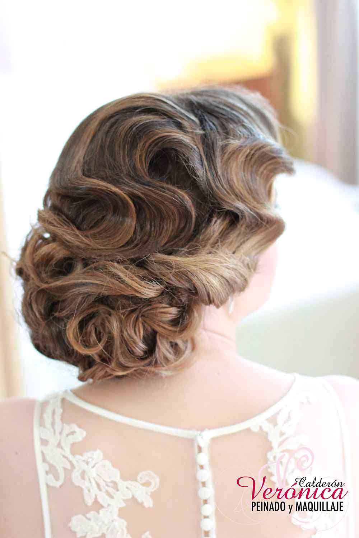 peinado-maquillaje-novias-domicilio-madrid-verónica-calderón-peinados-románticos-ondas-agua-fingerwaves-mechas-rubias