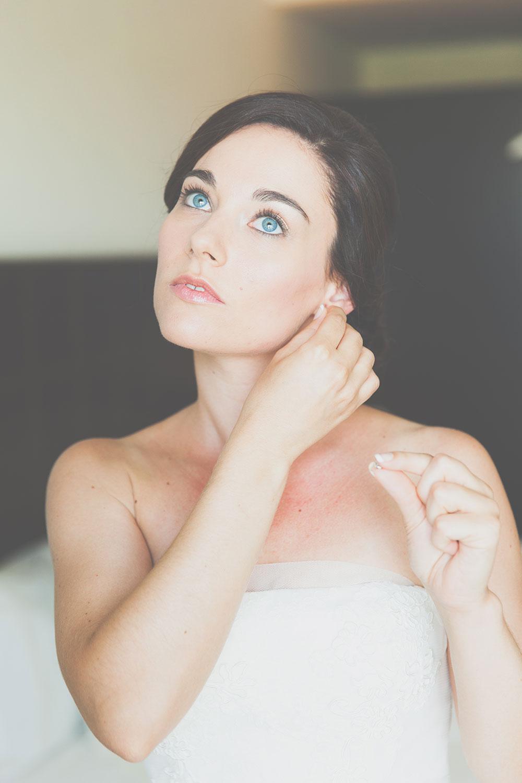 Maquillaje novia natural domicilio Verónica Calderón