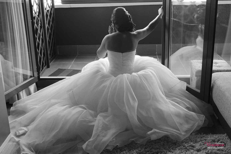 fotógrafa novias fotografía bodas Verónica Calderón